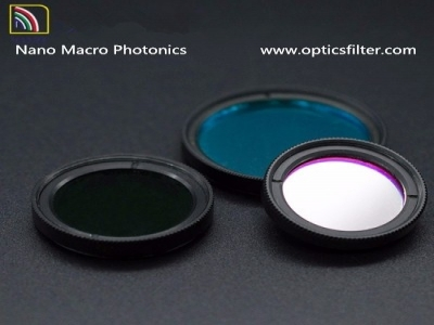 Optical Customized Bandpass Filter 405nm