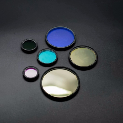 Customized Colorful Filter Optical Glass