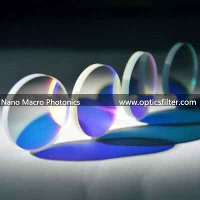 Customizable Optical Glass Coated Band Filter 460nm